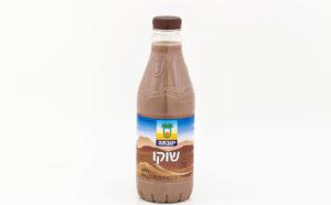 תווית למשקה חלב